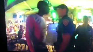 Policía noquea a un hombre en hotel de Miami Beach