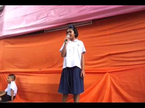 ประกวดร้องเพลงรอบชิงฯวันแม่(1)