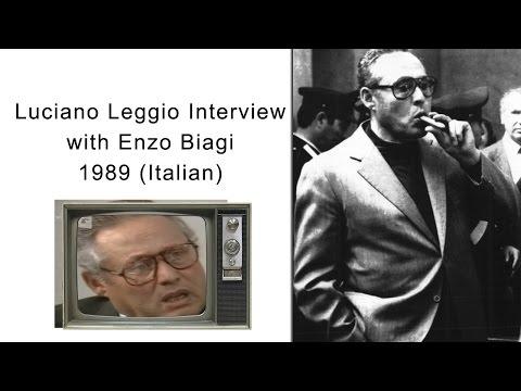 Luciano Leggio Interview with Enzo Biagi 1989 (Italian)