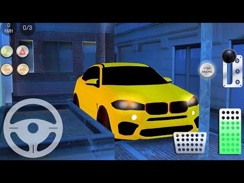 Parking Car Driving Real School 2018 Jeep BMW - Best Android Gameplay