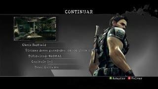 Como conseguir munición infinita en Resident evil 5