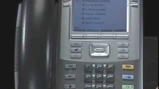 Nortel 1140E Express Directory