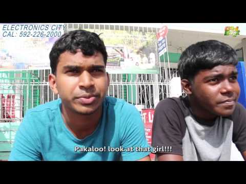 Looking For A Girl - (CoolBoyzTV) - Guyanese Jokes