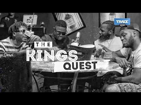 [Video] Hennessy Cypher – Vector, PJ Odukoya, Jessay & Prometh