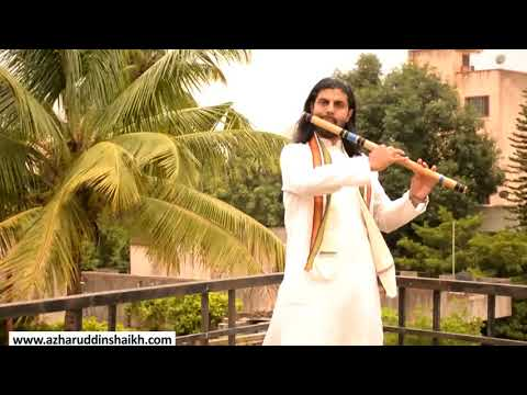 The National Anthem of India by Azharuddin (Best flute version)Jana Gana Mana