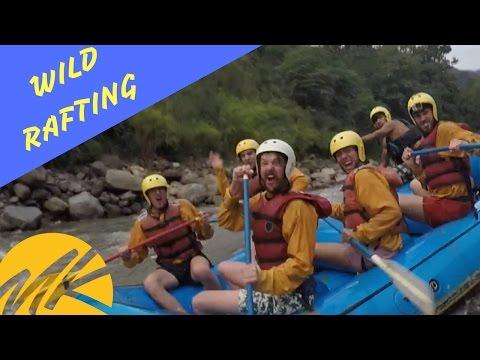 WILD RAFTING IN PERU - (Episode 3)
