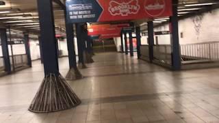 【(6)manhattan】Bleecker street(ブリーカーストリート駅)【ニューヨーク地下鉄/MTA New york city subway<#005>】NOHO(ノーホー地区)