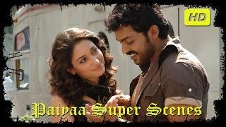 Paiyaa - Super Scence | Karthi, Tamannaah, Yuvan Shankar Raja, N. Linguswamy