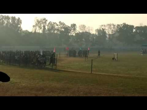Indian army rally in paradip 2017
