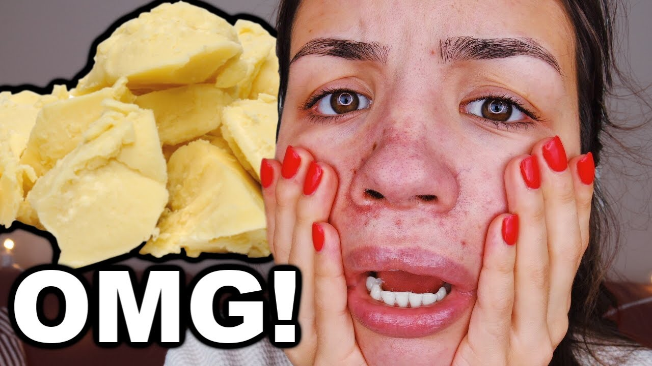OMG! I Used Shea Butter On My Skin Everyday For One Week...