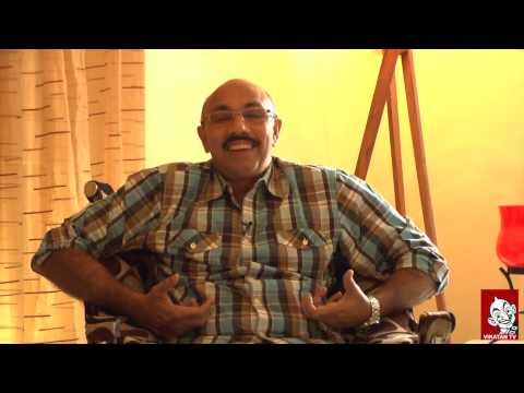 Actor Sathyaraj Interview - Ananda Vikatan