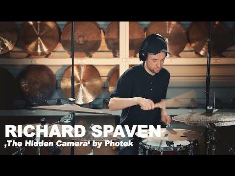 "Richard Spaven playing ""The Hidden Camera"" by Photek"