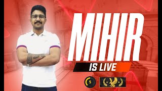 🔴CSGO Live India | FACEIT Lvl 5 !join !new