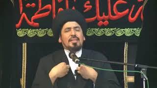 فلسفة تصرف أميرالمؤمنين عليه السلام بعد رحيل النبي محمد صلى الله عليه وآله وسلم - السيد منير الخباز