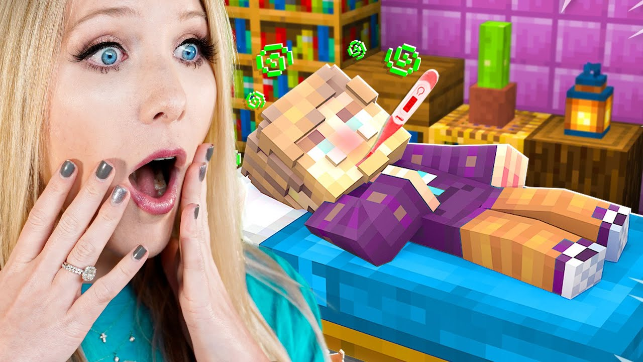 Download Our BABY YOUTUBERS are Sick and Need Help! - Minecraft