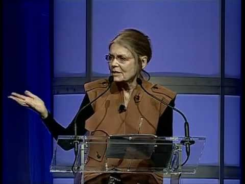 Gloria Steinem's Top Ten Fearbusters at the 2011 PA Conference for Women