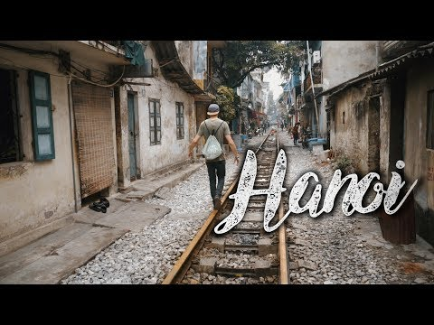 HANOI - Vietnam, City of old soles | CINEMATIC VLOG #5 Turtle scam!