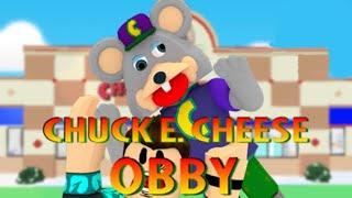 Roblox - Escape Chuck E Cheese Obby! Full Game