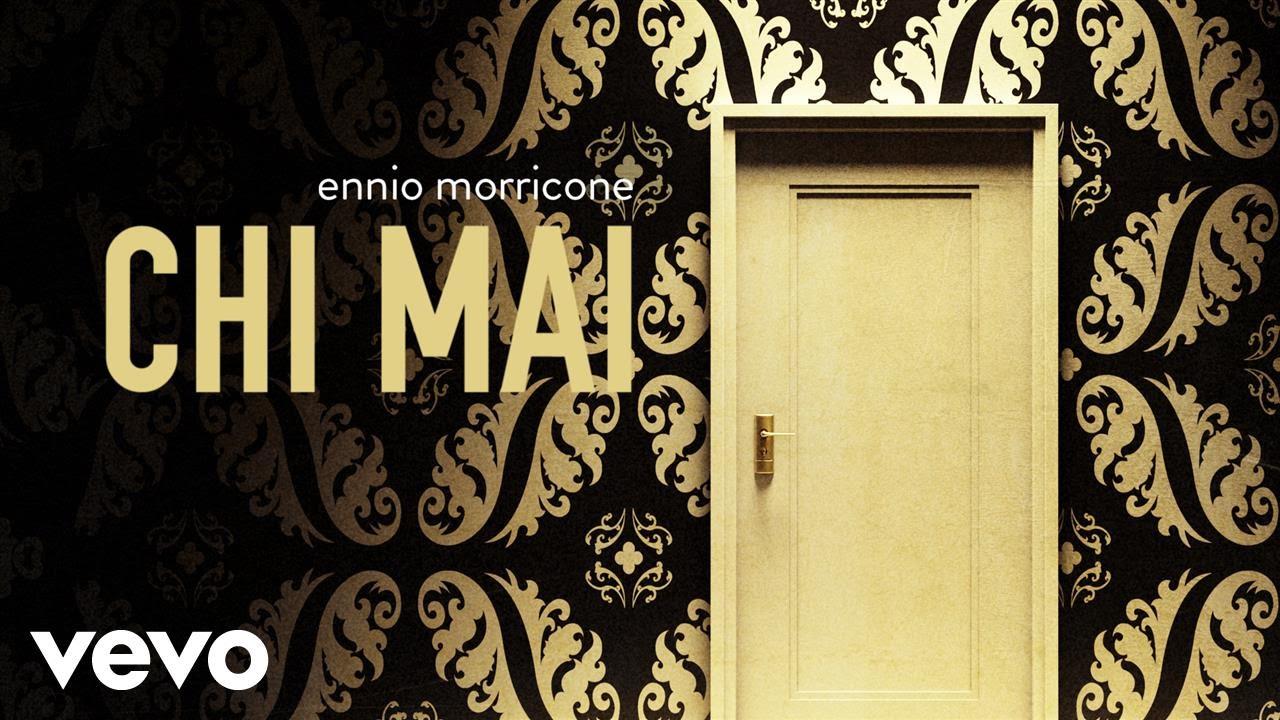 Ennio Morricone Chi Mai Maddalena High Quality Audio Youtube