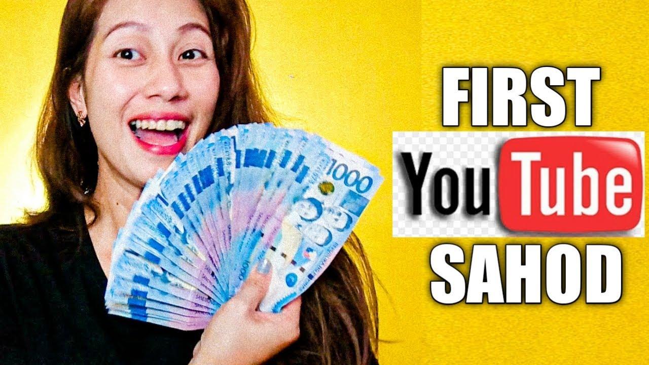 Download FIRST YOUTUBE SAHOD😍Magkano nga ba??    Candy Balan