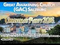 Gac Salzburg Christmas Party 2016