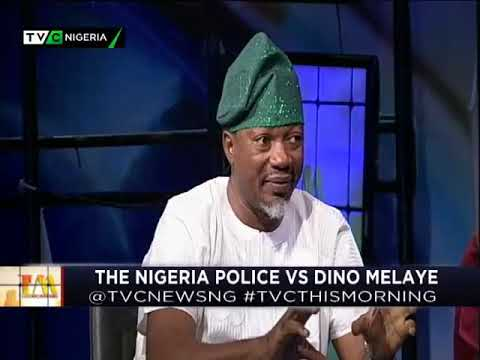This Morning 4th January 2019 | The Nigeria Police vs Dino Melaye