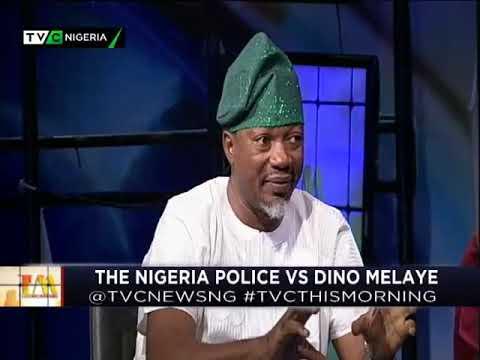 This Morning 4th January 2019 | The Nigeria Police vs Dino Melaye