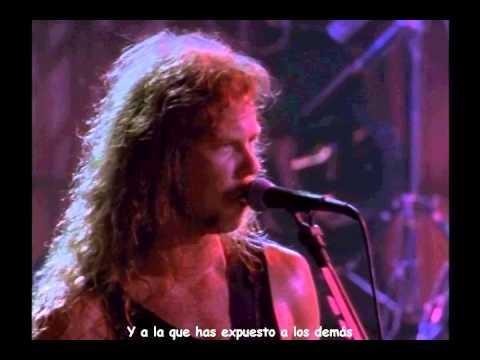 Metállica [Seattle 1989] The Four Horsemen [subtitulada al español]