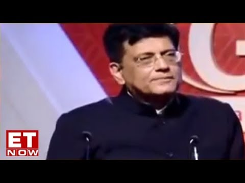 Piyush Goyal At Global Business Summit 2018 I ET NOW Exclusive