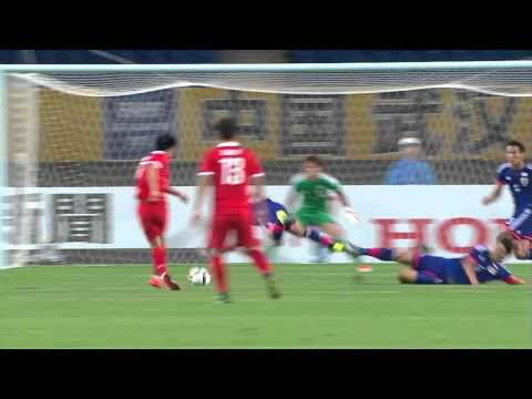 EAFF EAST ASIAN CUP 2015 CHINA PR vs JAPAN