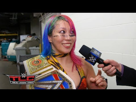 "Asuka declares she is officially now ""The Man"": Exclusive, Dec. 16, 2018"