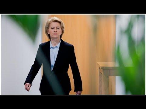 """Ursula von der Leyen: """"Putin schätzt keine Schwäche. Anbiedern macht ihn nicht freundlicher"""" - WELT"""