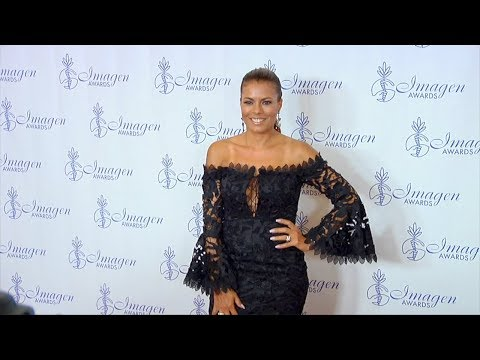 Lisa Vidal 32nd Annual n Awards Red Carpet