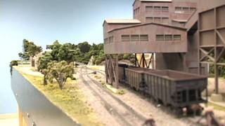 Building Model Railroader's HO scale Virginian Ry. model railroad
