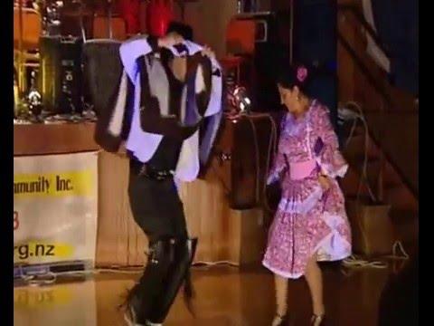 Concierto ARRIBA CHILE en Auckland NZ, 2010