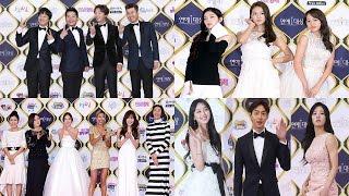 [풀영상] '2016 KBS 연예대상' Photo Time (UNNIES, I.O.I,  언니쓰, 티파니, KBS Entertainment Award) [통통영상]
