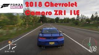 Forza Horizon 4-2018 Chevrolet Camaro ZR1 1LE Gameplay