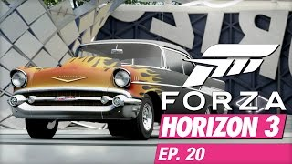 Forza Horizon 3 (Xbox One) - EP20 - Sounds NASTY!