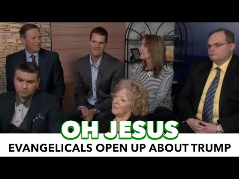 Evangelicals Offer President Trump Some Advice