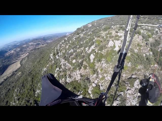 Andaluzyjskie jesienne latanie