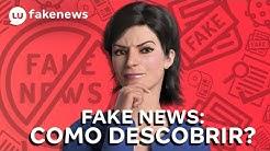 FAKE NEWS: Como descobrir se uma notícia é falsa? | Lu Contra Fake News | Canal da Lu - Magalu