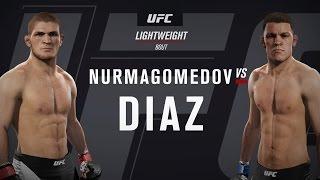 UFC-2! ХАБИБ НУРМАГОМЕДОВ VS НЕЙТ ДИАЗ! ЗАКАЗЫВАЕМ БОИ В КОММЕНТАРИЯХ!
