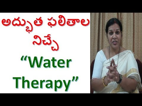 """Amazing Results of """"Water Therapy"""" By Dr.Devika Bhatnagar"""
