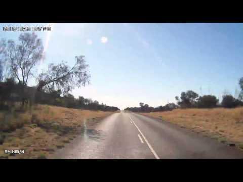 Title:Video 284-Namatjira Drive - Serpentine Gorge to Glen Helen Resort and Gorge
