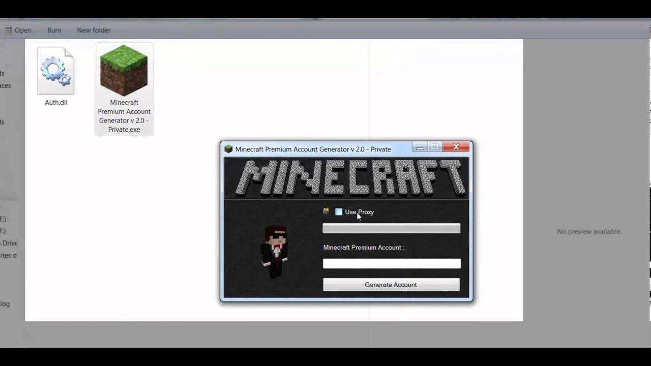 Minecraft premium accounts free / starblucks cf