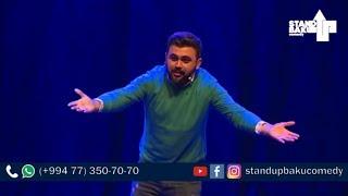 Kənan Yusif (Stand UP Baku 37-ci şou, Gəncə)