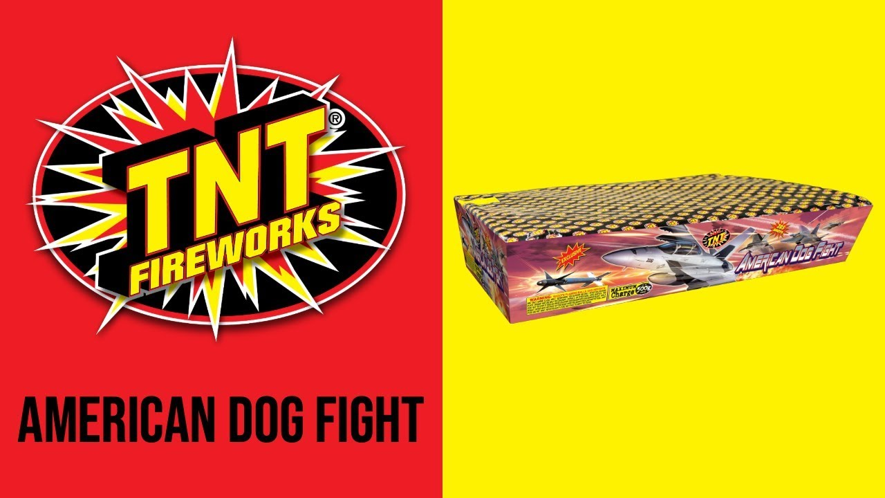 AMERICAN DOG FIGHT - TNT Fireworks® Official Video