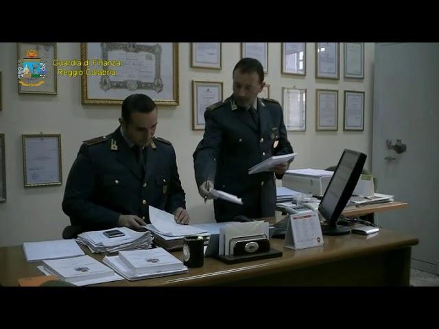 REGGIO CALABRIA-GDF   Operazione Free Time.