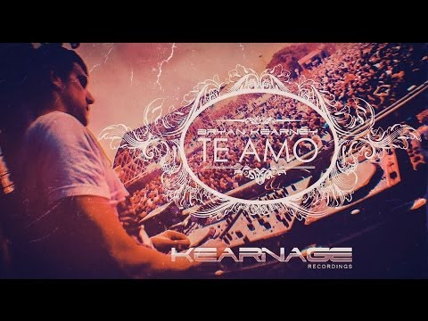 Bryan Kearney - Te Amo (Official Music Video)