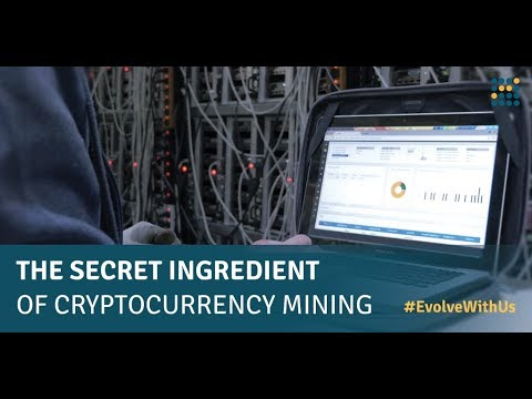 The Secret Ingredient Of Cryptocurrency Mining / Genesis Mining #EvolveWithUs - The Series Episode 4